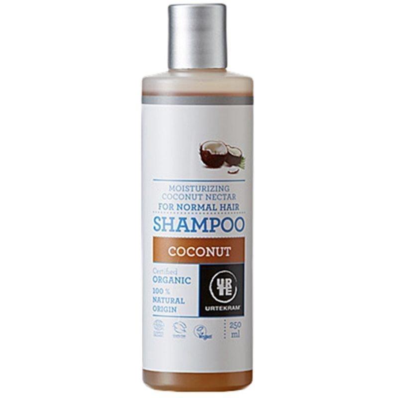Urtekram Coconut Shampoo (Normal Hair) 250ml