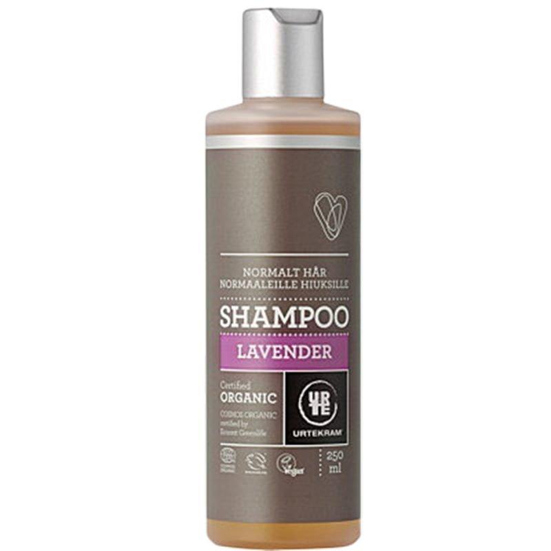 Urtekram Lavender Shampoo (Normal Hair) 250ml