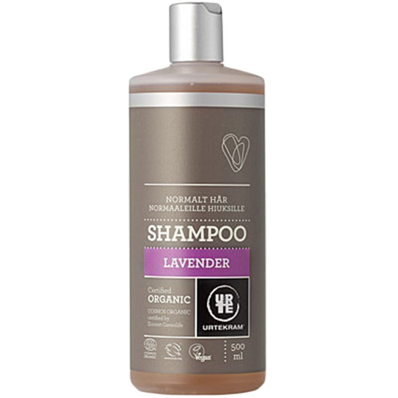 Urtekram Lavender Shampoo (Normal Hair) 500ml