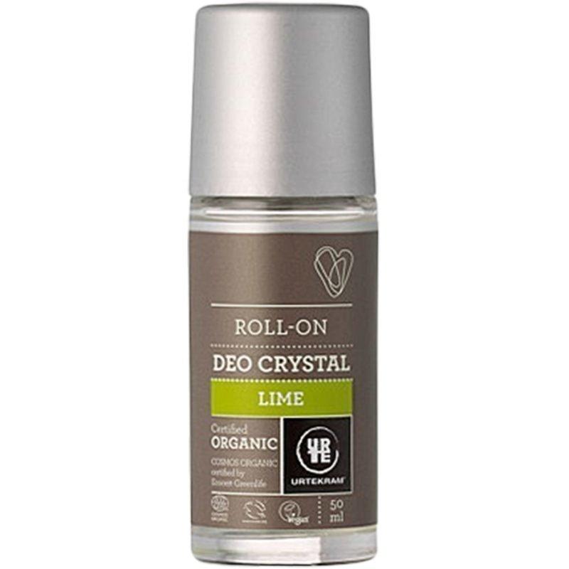 Urtekram LimeOn Deo Crystal 50ml