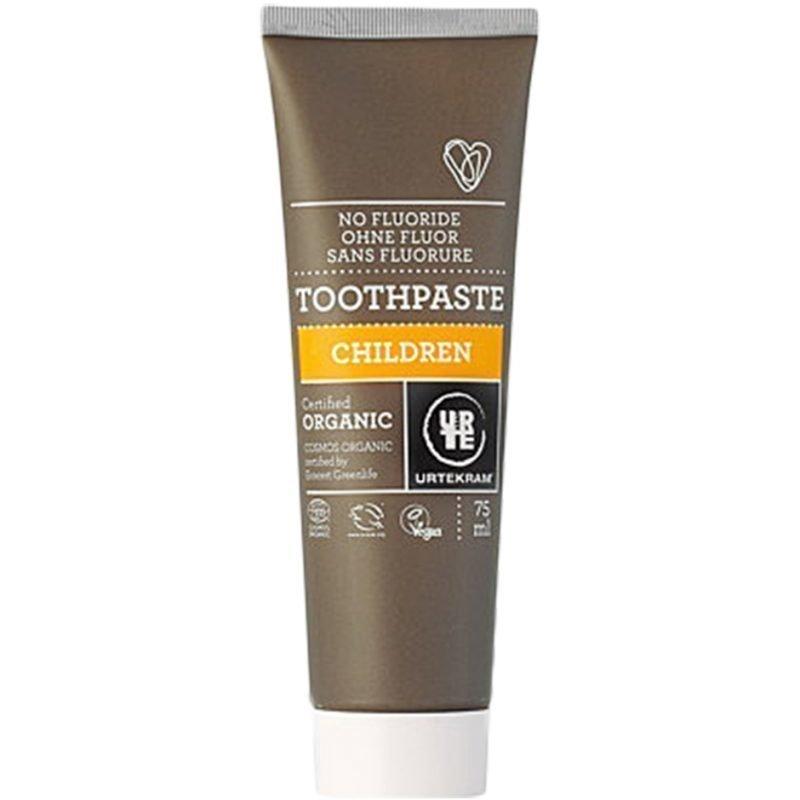 Urtekram Liquorice Toothpaste 75ml