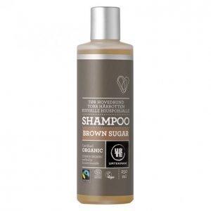 Urtekram Luomu Brown Sugar Shampoo 250 Ml