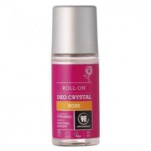 Urtekram Luomu Crystal Deo Rose Deodorantti 50 Ml
