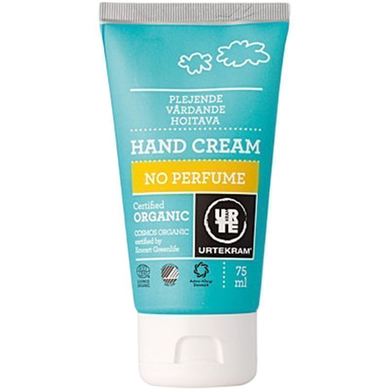 Urtekram No Perfume Hand Cream 75ml