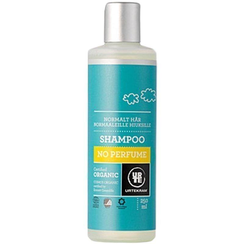 Urtekram No Perfume Shampoo (Normal Hair) 250ml