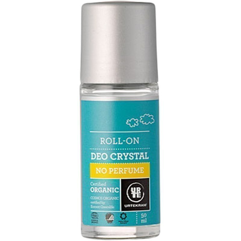 Urtekram No PerfumeOn Deo Crystal 50ml