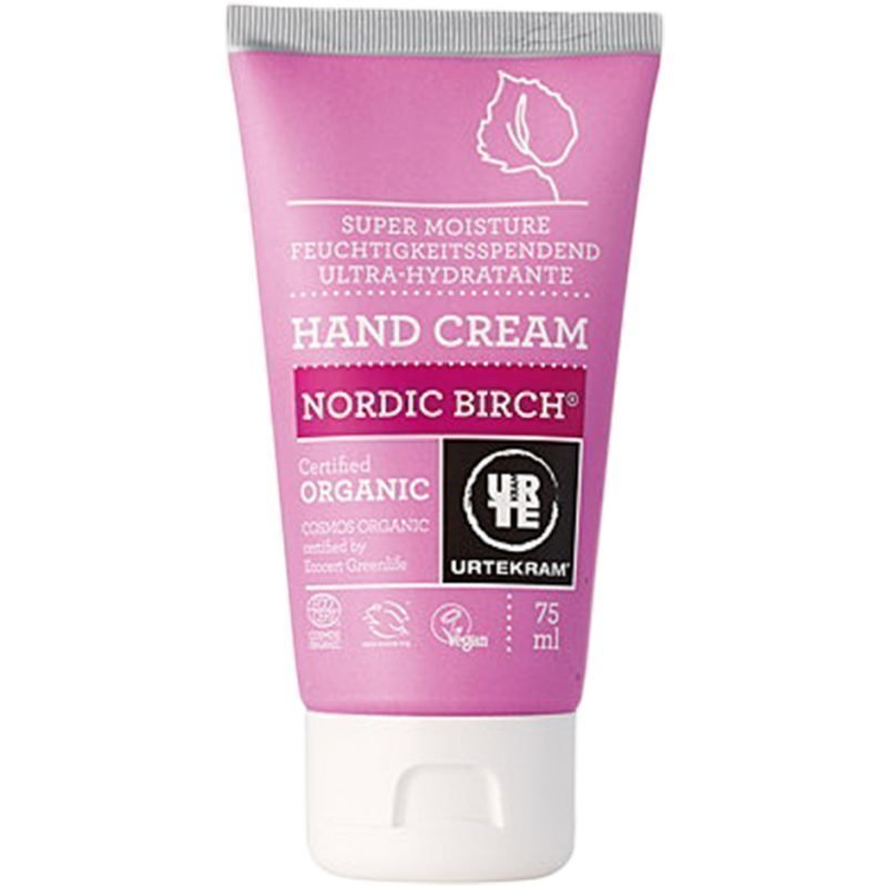 Urtekram Nordic Birch Hand Cream 75ml