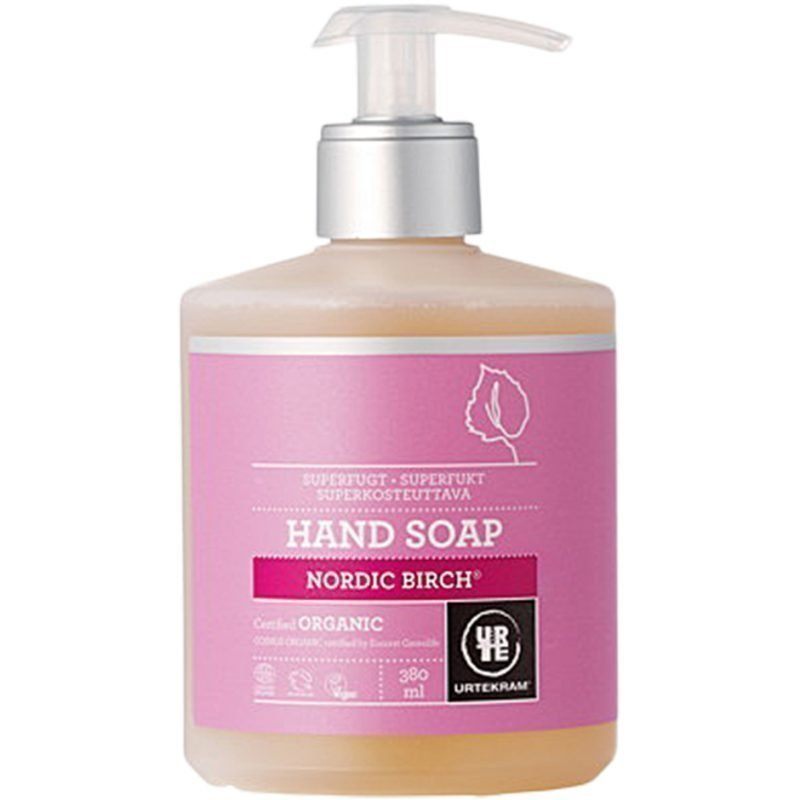 Urtekram Nordic Birch Hand Soap 380ml
