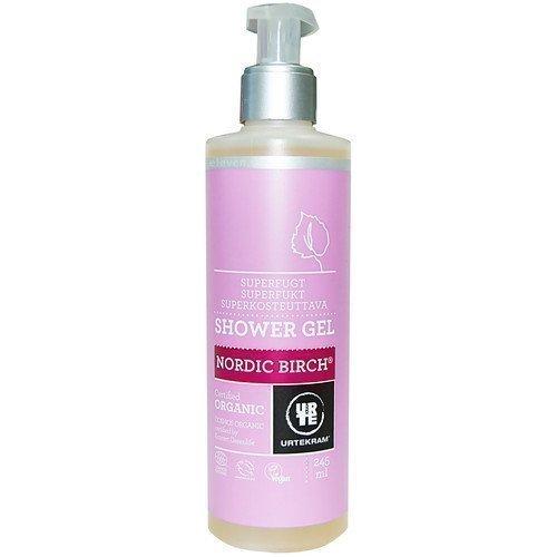 Urtekram Nordic Birch Shower Gel Moisture 245 ml