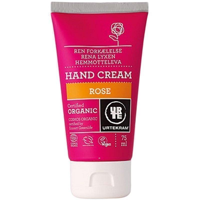 Urtekram Rose Hand Cream 75ml
