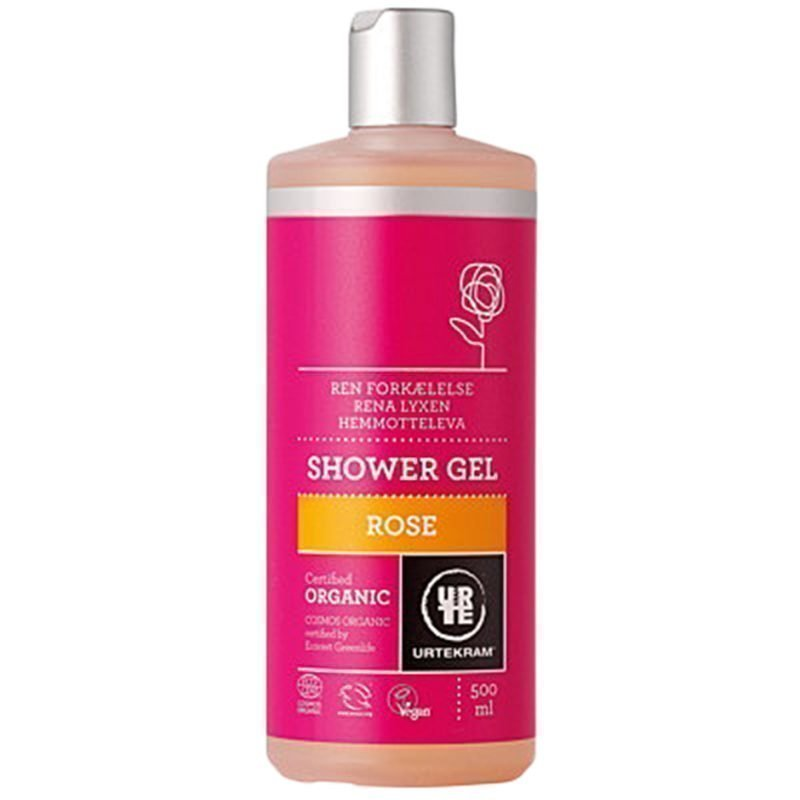 Urtekram Rose Shower Gel 500ml