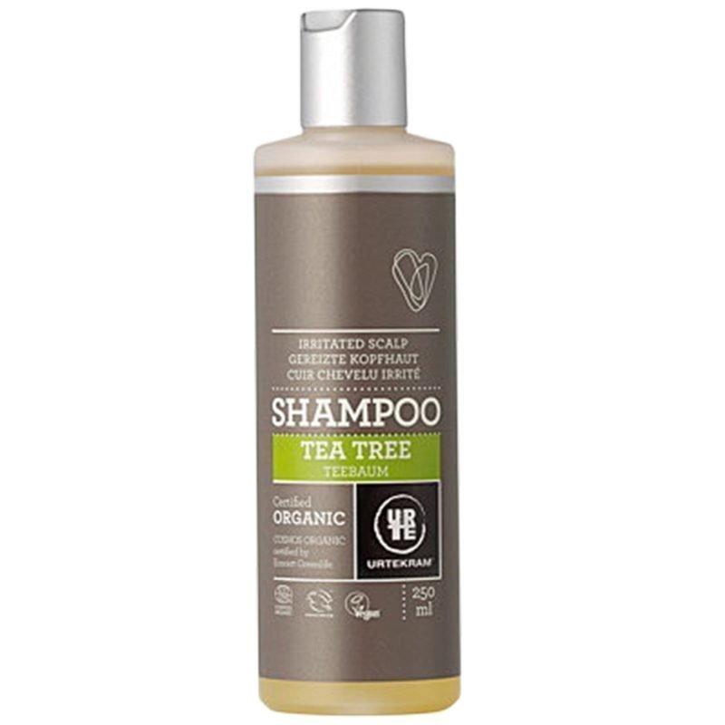 Urtekram Tea Tree Shampoo (Irritated Scalp) 250ml