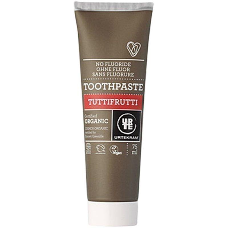 Urtekram Tuttifrutti Toothpaste 75ml