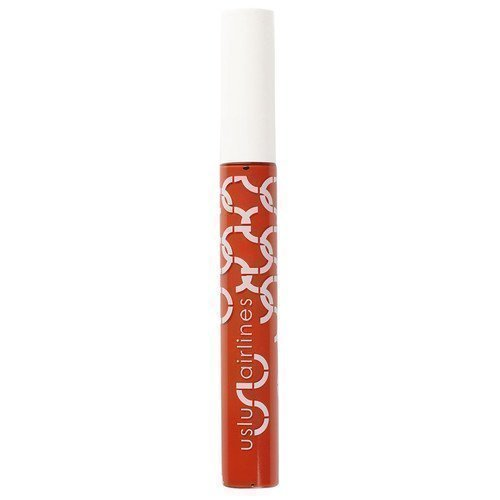 Uslu Airlines Lipgloss YYZ Lester Fuchsia