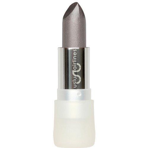 Uslu Airlines Lipstick Collab FCO Fiumicino Coral
