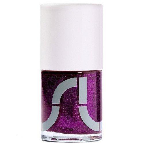 Uslu Airlines Nail Polish Aitutaki Glittered Purple