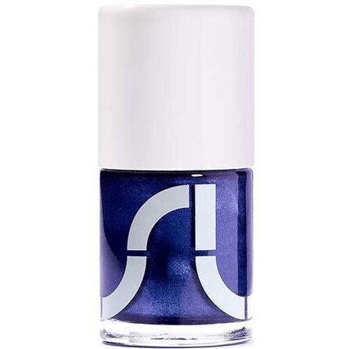 Uslu Airlines Nail Polish Bria Dark Blue Metallic