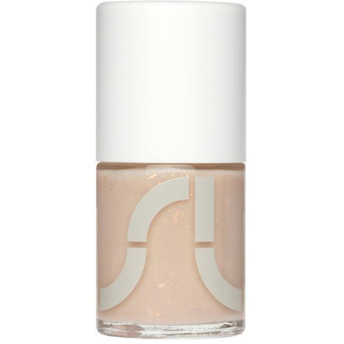 Uslu Airlines Nail Polish Dillion Nude Crushed Crystals