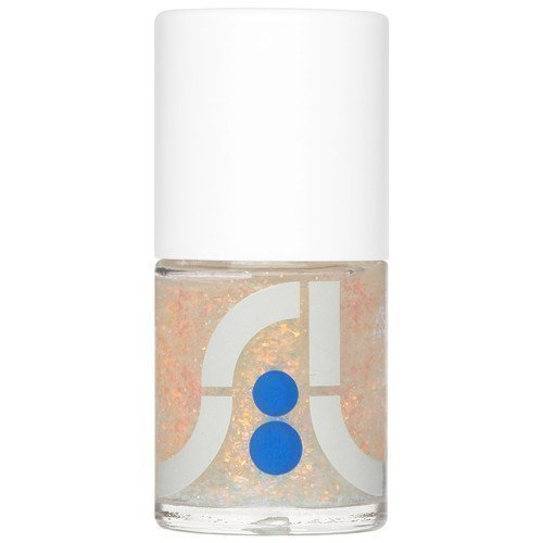 Uslu Airlines Nail Polish Palm Springs Glittery Transparent