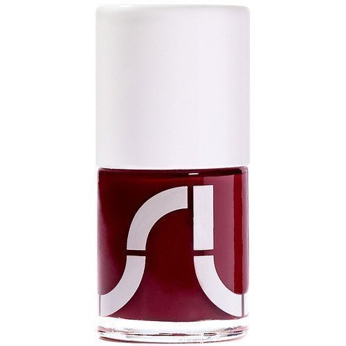 Uslu Airlines Nail Polish St Lucia Hewanorra Bordeauxed Red