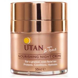 Utan & Tone Nourishing Night Creme 50 Ml