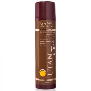 Utan & Tone Weekly Self-Tan Lotion Medium 200 Ml