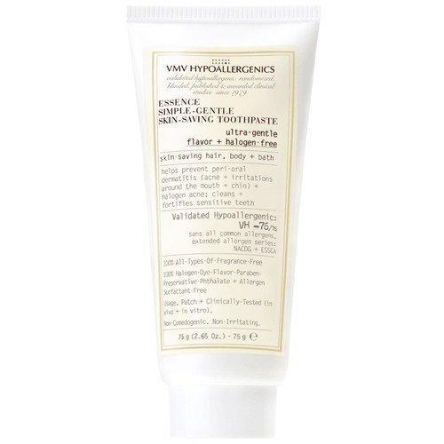 VMV Hypoallergenics Essence Simple-Gentle Skin-Saving Toothpaste