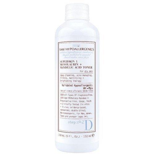 VMV Hypoallergenics Superskin 1 Monolaurin + Mandelic Acid Toner