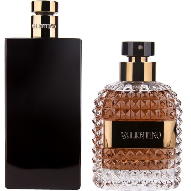 Valentino Uomo Duo EdT 100ml Shower Gel 200ml
