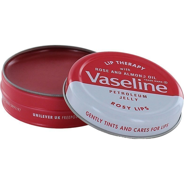 Vaseline Lip Therapy Rose 20g