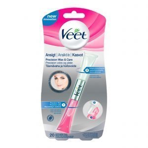Veet 2 In 1 Facial Wax Vaha