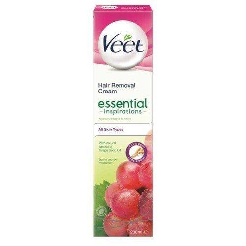 Veet Essential Inspirations Hair Removal Cream