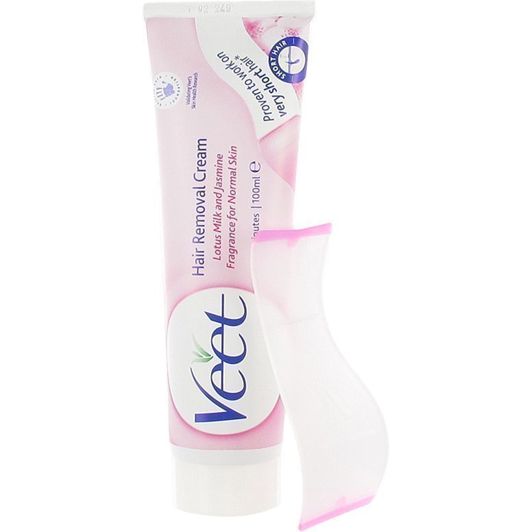 Veet Hair Removal Cream Lotus Milk & Jasmine Normal Skin 100ml
