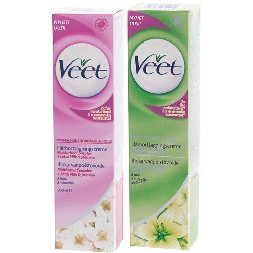 Veet Hair Removal Cream Shea Butter & Lily