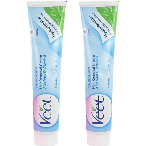 Veet Hair Removal Sensitive Skin Duo 2 x 200ml