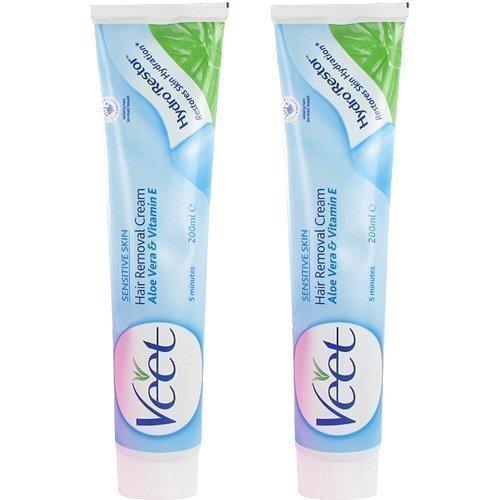 Veet Hair Removal Sensitive Skin Duo 2 x 200ml