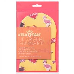 Velvotan Self Tan Applicator Original Body Mitt Icons