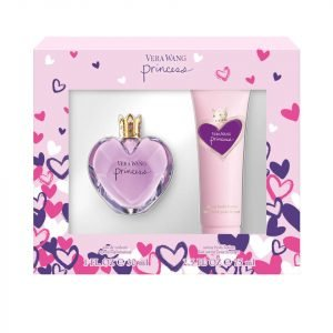 Vera Wang Princess Gift Set 30 Ml Eau De Toilette And 75 Ml Body Lotion