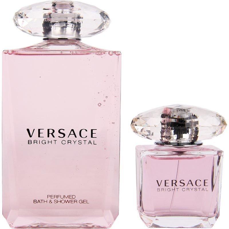 Versace Bright Crystal Duo EdT 30ml Shower Gel 200ml
