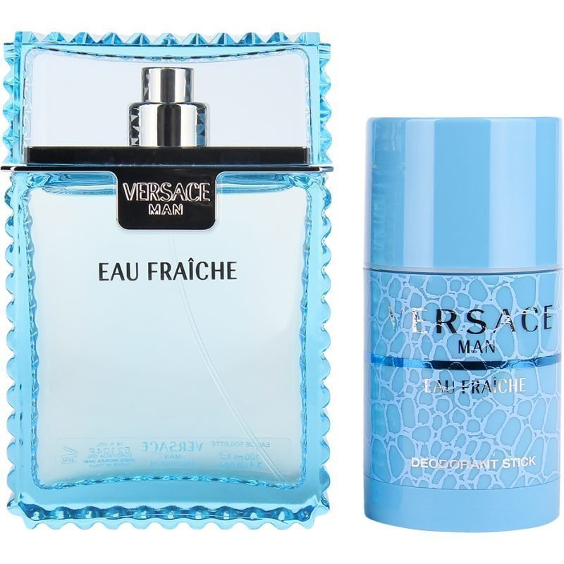 Versace Eau Fraiche Dup EdT 100ml Deostick 75ml
