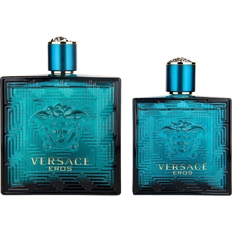 Versace Eros Duo EdT 200ml After Shave Lotion 100ml