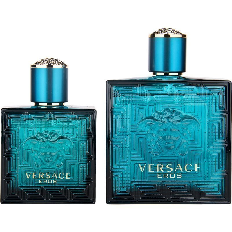 Versace Eros Duo EdT 50ml After Shave Lotion 100ml