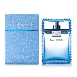 Versace Man Eau Fraiche Edt Miehelle 100 Ml