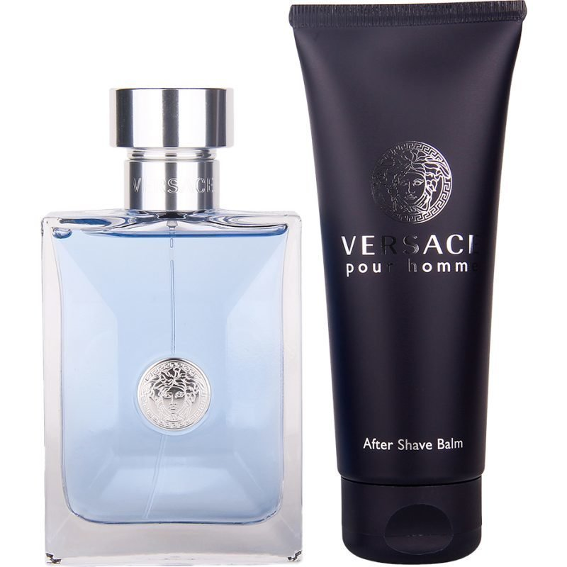 Versace Pour Homme Duo EdT 100ml After Shave Balm 100ml