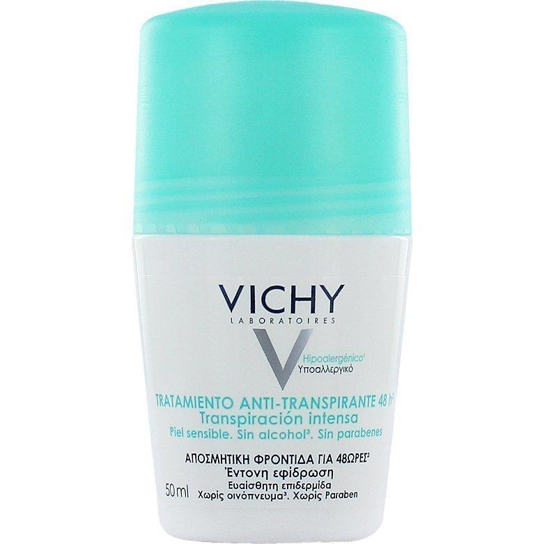 Vichy Anti-Perspirant Treatment Deodorant Sensitives Skin 48H 50ml