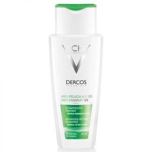 Vichy Dercos Anti-Dandruff Normal To Oily Hair Shampoo 200 Ml