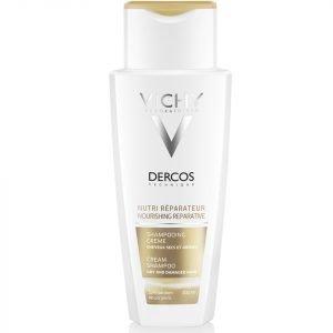 Vichy Dercos Nourishing Cream Shampoo 200 Ml