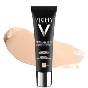 Vichy Dermablend 3d Correction Foundation 30 Ml Opal 15