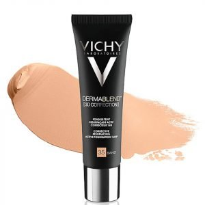 Vichy Dermablend 3d Correction Foundation 30 Ml Sand 35