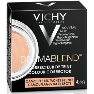 Vichy Dermablend Colour Corrector Apricot 4.5 G